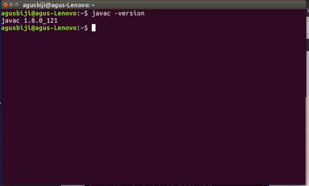 Cara Menginstall JDK di Ubuntu