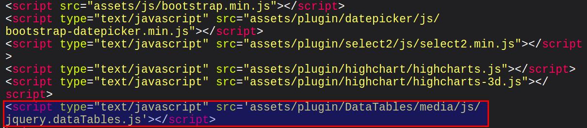 Tutorial Menggunakan DataTables dengan Serverside Processing PHP dan MySql