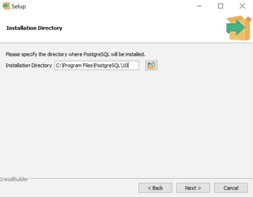 Cara Menginstall PostgreSql di Windows 10