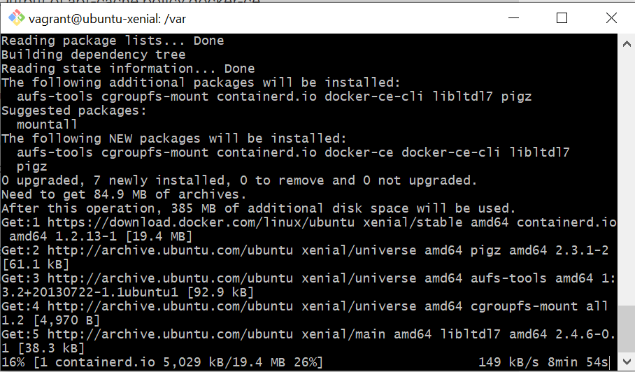 Menginstall Docker